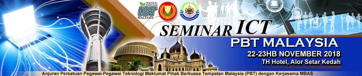 Seminar ICT PBT Malaysia