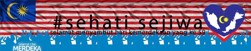 selamat menyambut hari kemerdekaan yang ke 59